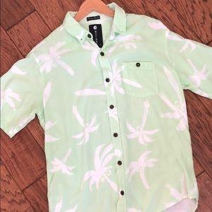 Billabong Summer Palm Tree 🌴 Shirt
